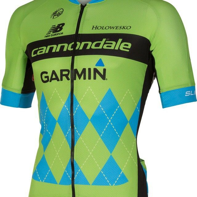 Cannondale Garmin Tour de France jersey