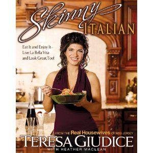 Skinny Italian  Theresa Guidice