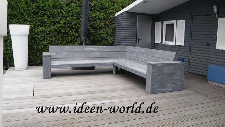 Holz Lounge Möbel nach Wunsch