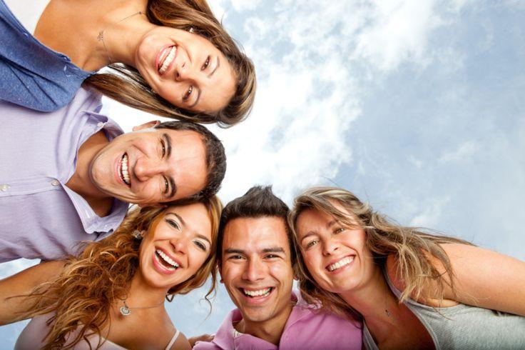 Οι 5 θεραπευτικές ιδιότητες του γέλιου!