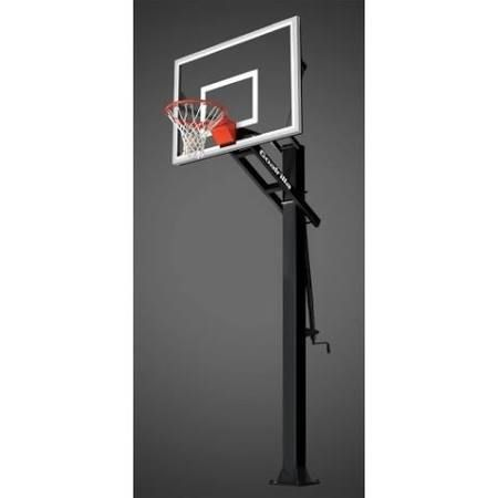 goalrilla gs54 inground basketball hoop - In Ground Basketball Hoop