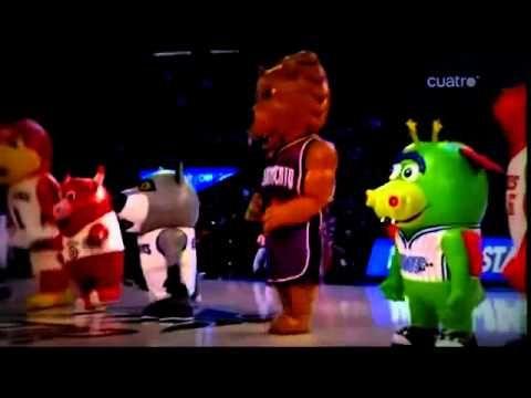 Mascotas graciosas You Tube Sport