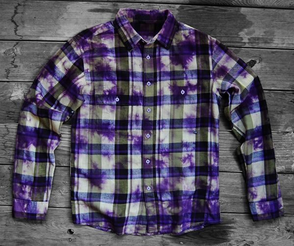 Stained Flannel