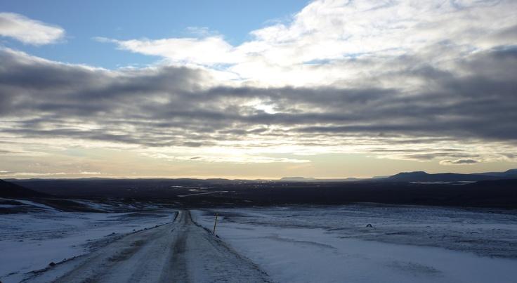 Just Iceland.