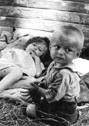 The concentration camp in Sisak consisted mostly of children.  They took children away from their parents and attempted to re-educate them.  Instead, many were beaten, died of disease, and starved to death.  Red Cross employees teamed up with Yugoslavs and tried to smuggle out as many as children as they could, saving their lives.