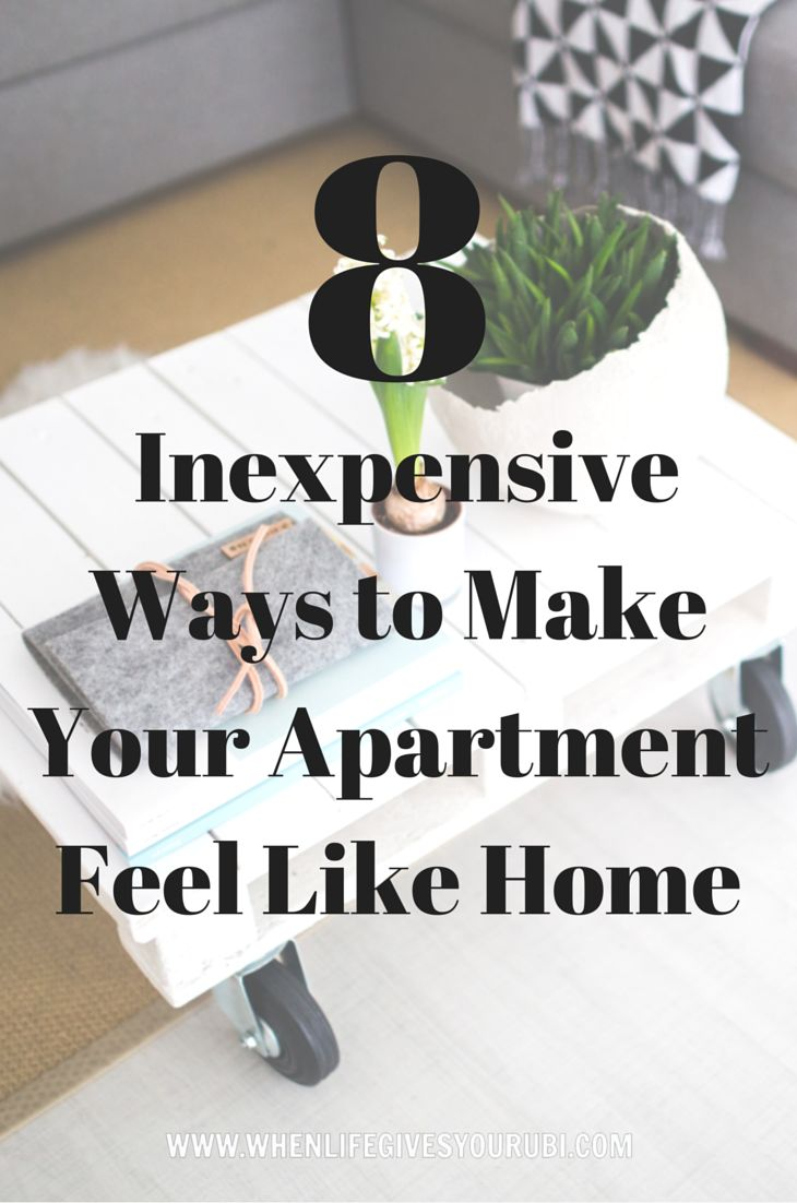 Decorating your space doesn't have to break your budget or lead you to lose your security deposit! Read to learn how you can make your space feel like home without spending too much money...
