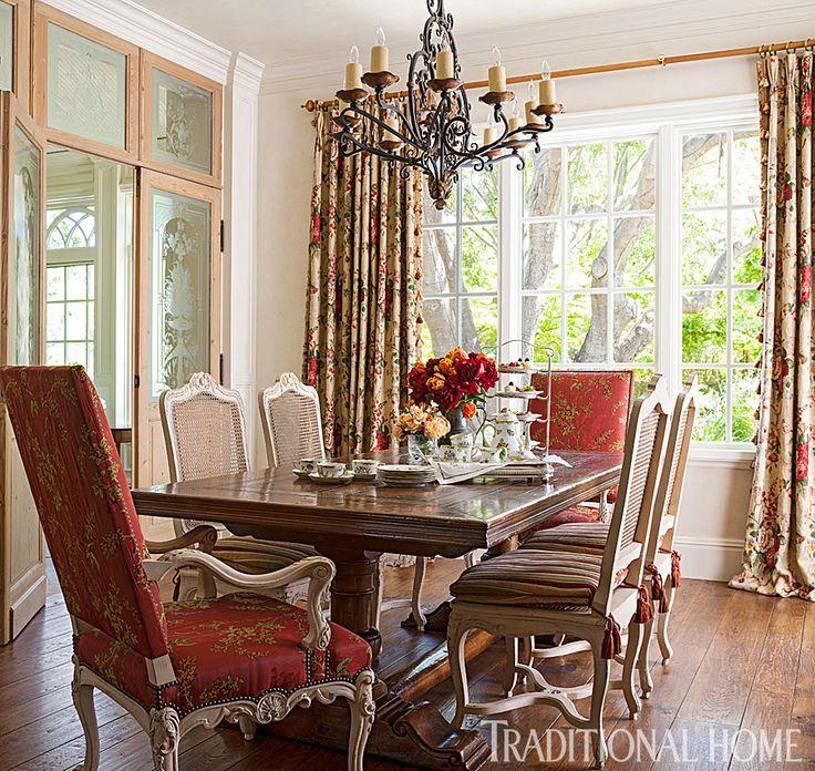 522 curated southern style ideas by asmith099 for Old world dining room ideas