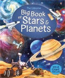 The Usborne Big Book of Stars & Planets