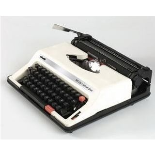 Olivetti MS 25 Plus Typewriter