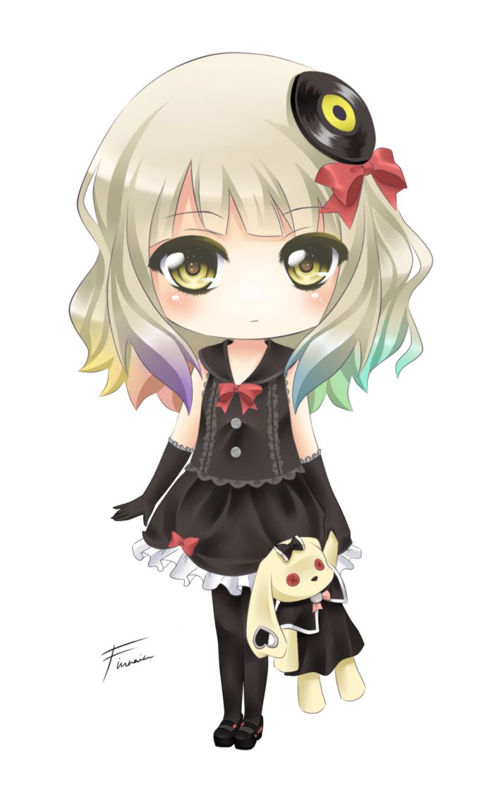 Anime Characters Chibi : Best images about anime and game chibi characters on