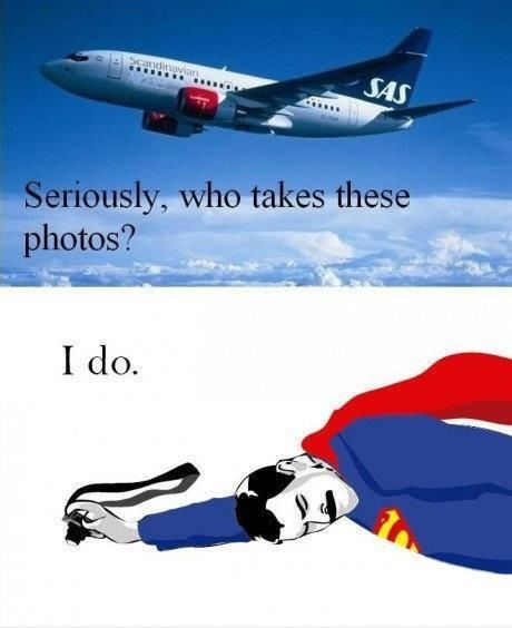 Well everybody knew that: Funny Things, Funny Pics, Superman, Funny Pictures, Giggles, Funny Stuff, Knew, Laughter, Photo