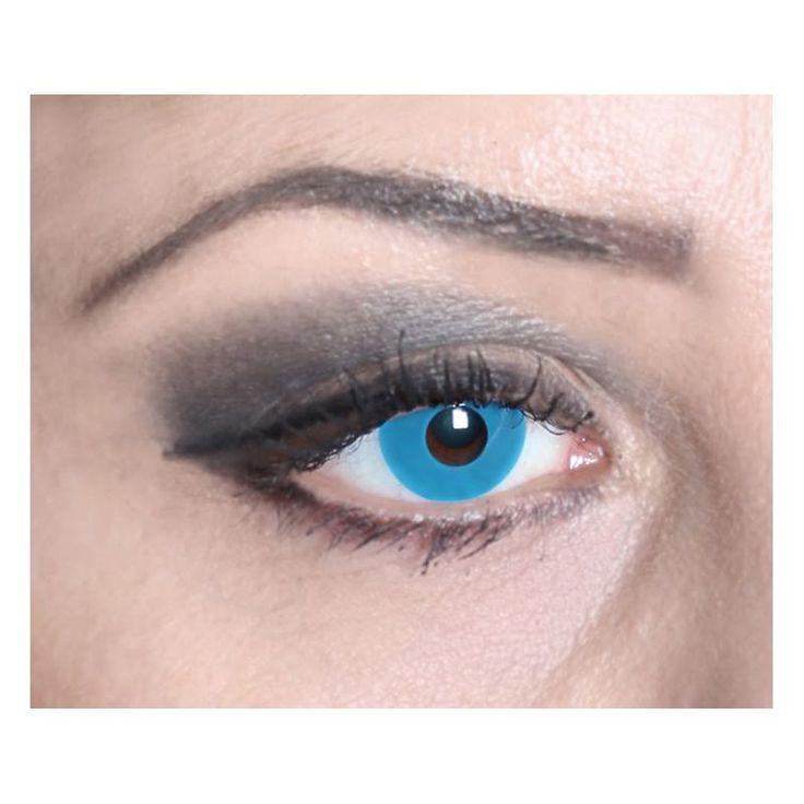 Découvrez toute notre gamme de lentilles fantaisies pour vos déguisements, changez votre regard avec ces lentilles bleues elfe de la marque zoelibat.