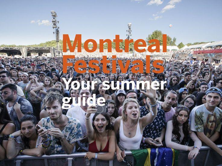 Montreal festival guide 2017 | Montreal Gazette