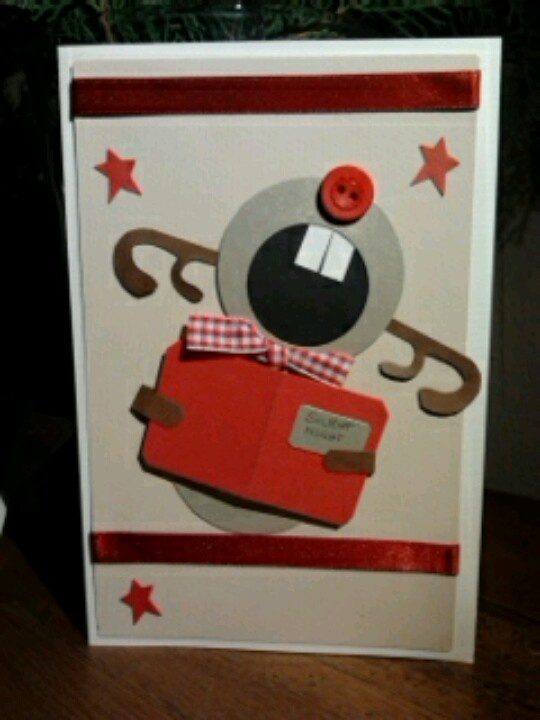 Postal Navideña - Christmas card