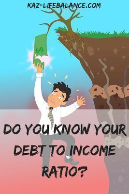 Debt to Income Ratio is especially important to know if you're planning to buy a house.
