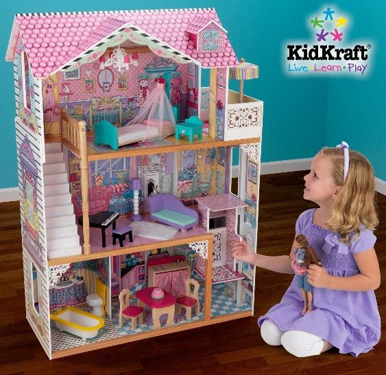 121 Best Images About Barbie Doll Houses On Pinterest