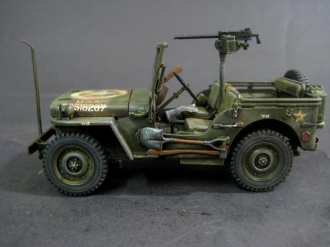 jeep willys mb tamiya models 1 35 plastic models. Black Bedroom Furniture Sets. Home Design Ideas