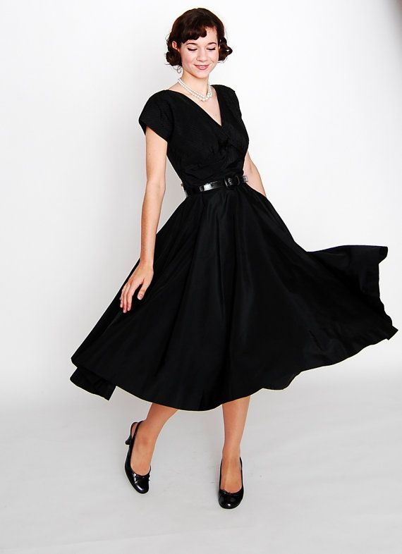 1950&-39-S Style Cocktail Dresses - Evening Wear