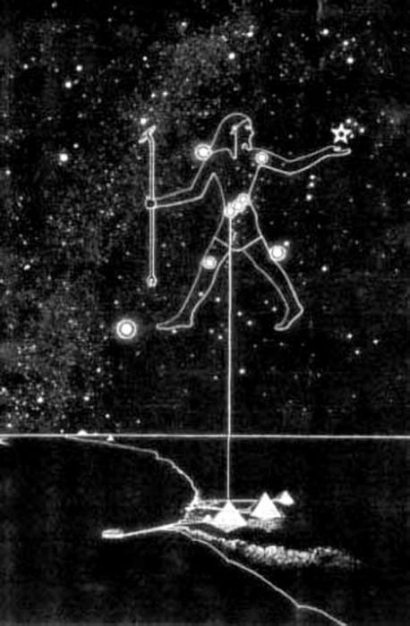 Pyramids at Giza align with Orion's Belt question everything / GcF.