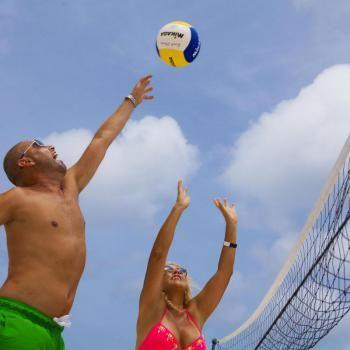 Beach Activities on De Palm Island Aruba (2)