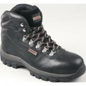 Samson XL black leather hiker S3,Safety Footwear, Safety shoes for men