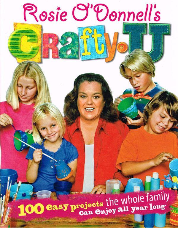 Rosie O'Donnel's Crafty U for kids