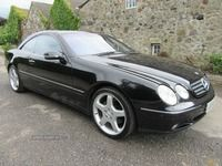 Mercedes CL-Class CL500 AUTO in Armagh