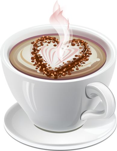 319 best Coffee Clipart images on Pinterest Heart gif Ali and