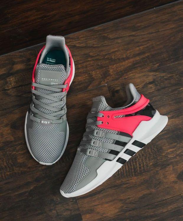 bfd4edb1ba Adidas Equipment EQT Support ADV Grey Casual Sports Shoes   Cipők ...