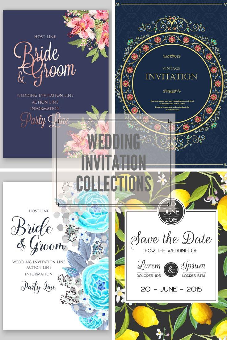 Totally Free Wedding Invitations Illustrations Begin To