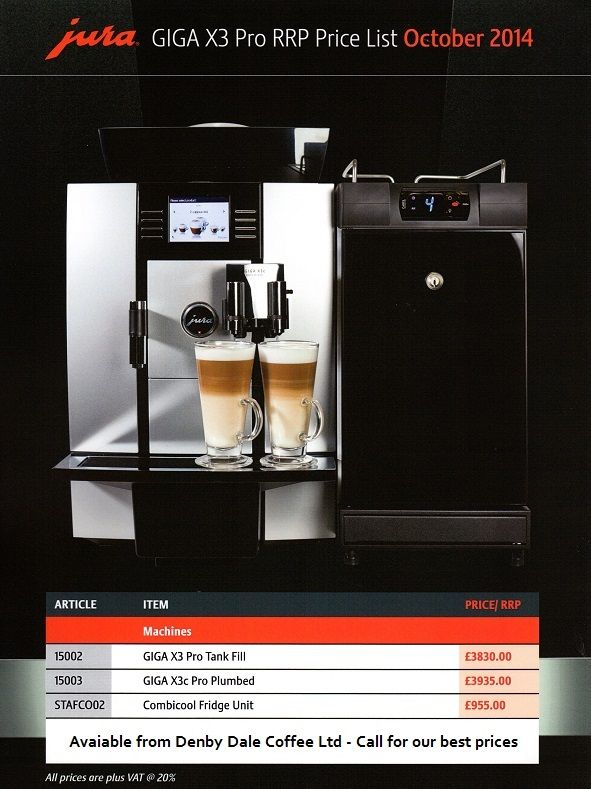 21 best commercial coffee machines images on pinterest jura giga x3 price list fandeluxe Choice Image