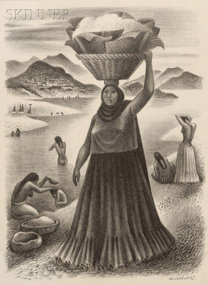 EL TRAJE DE TEHUANA: Su transformación y representación en el arte. La conformación de una imagen social entre el mito y la realidad ...