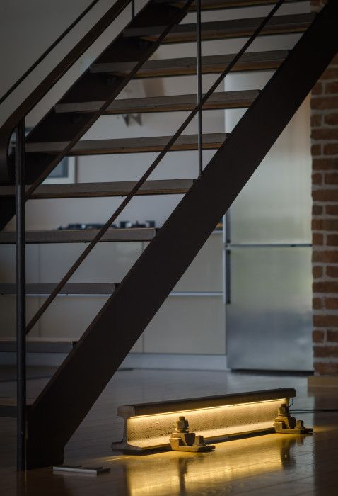 Our new Railway floor lamp