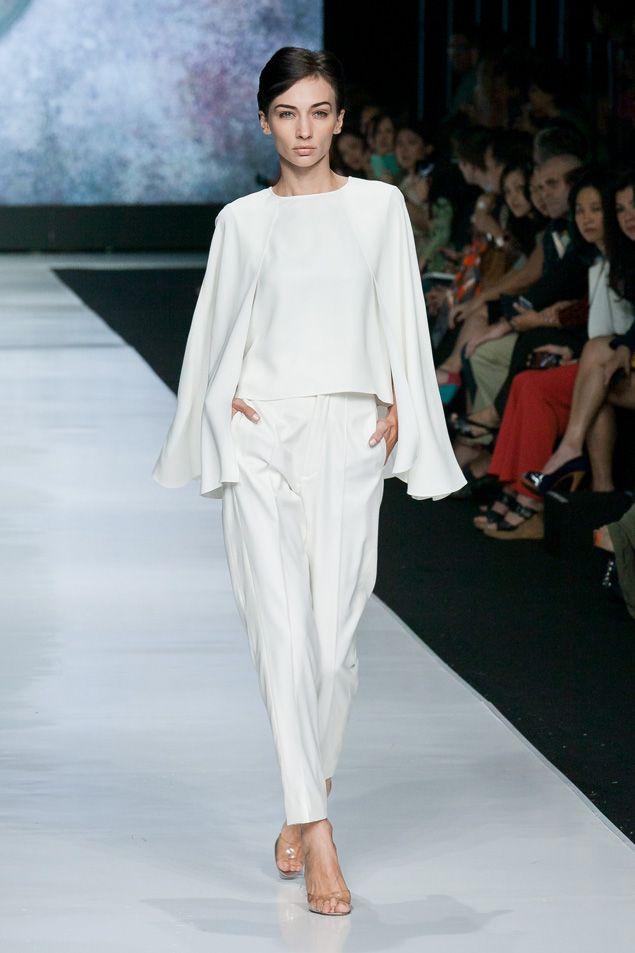 Auguste Soesastro   Jakarta Fashion Week 2014