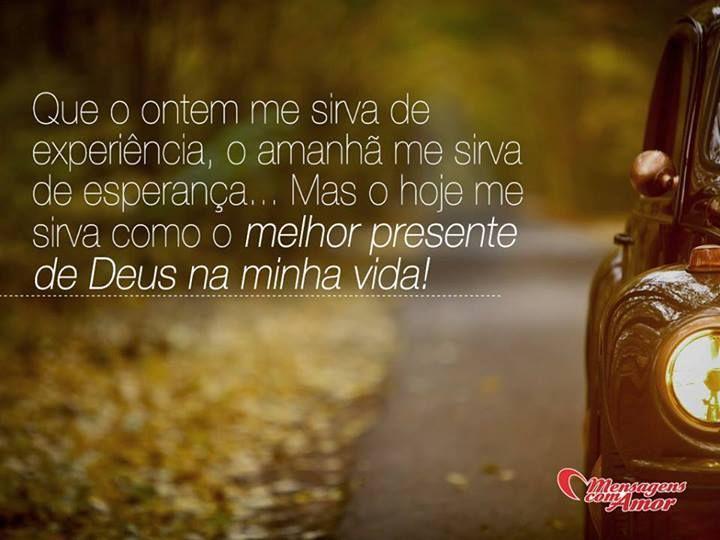 Melhor presente de Deus na vida! #presente #deus #vida