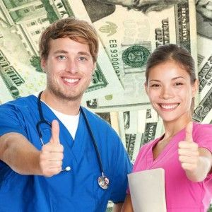 Nurse Salaries 2014: Find out what CNAs, LPNs, NPs, NRs, and more, are making this year! #Nurses #Salaries #Healthcare