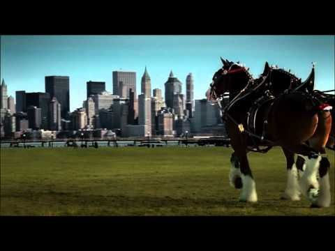 """""""We'll Never Forget"""" - Budweiser September 11th Tenth Anniversary Commercial • A remake of the first Budweiser 9/11 tribute commercial, now showing One World Trade Center (formerly Freedom Tower) under construction in the background."""