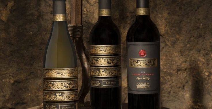 Game of Thrones need no introduction. It remains the most watched show in network's history. And with the new season just around the corner, the drinks from West Coast to Westros is now available for you. These wines are Sourced from Central Coast California wineries. And what's the better way to watch the new season …