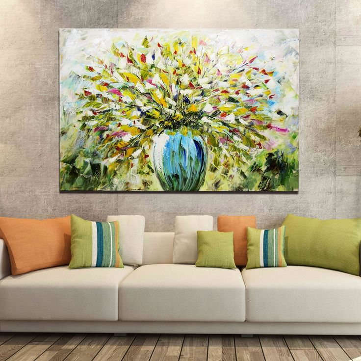 140 best Canvas Wall Art images on Pinterest | Abstract wall art ...