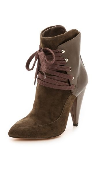 IRO Kansas Lace Up Booties