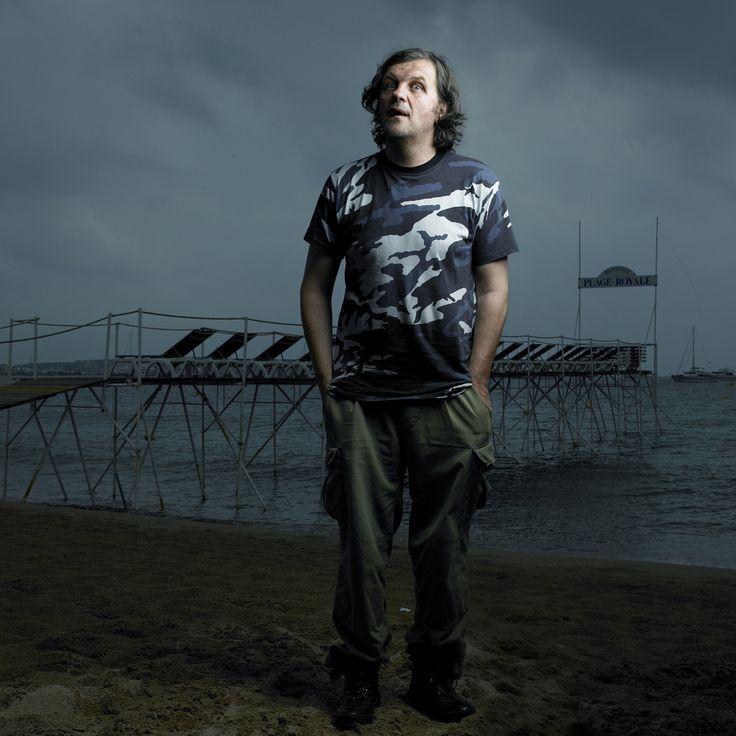 Denis Rouvre . Mulholland Cannes . Emir Kusturica