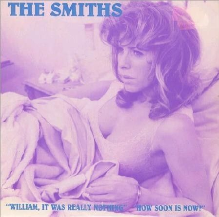 """Billie Whitelaw, in a scene from Charlie Bubbles, on the cover of """"William, It Was Really Nothing"""""""