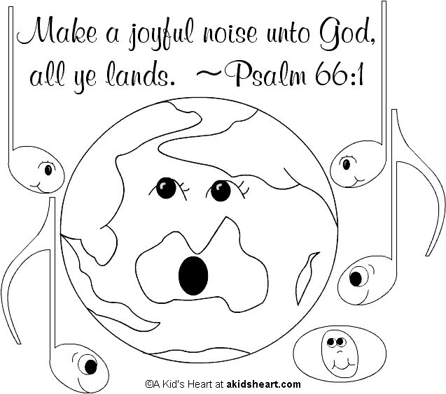 bible memory verse coloring pages - photo#16