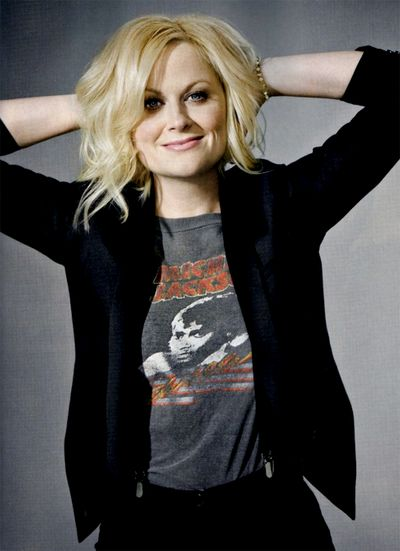 Amy Poehler is always awesome.