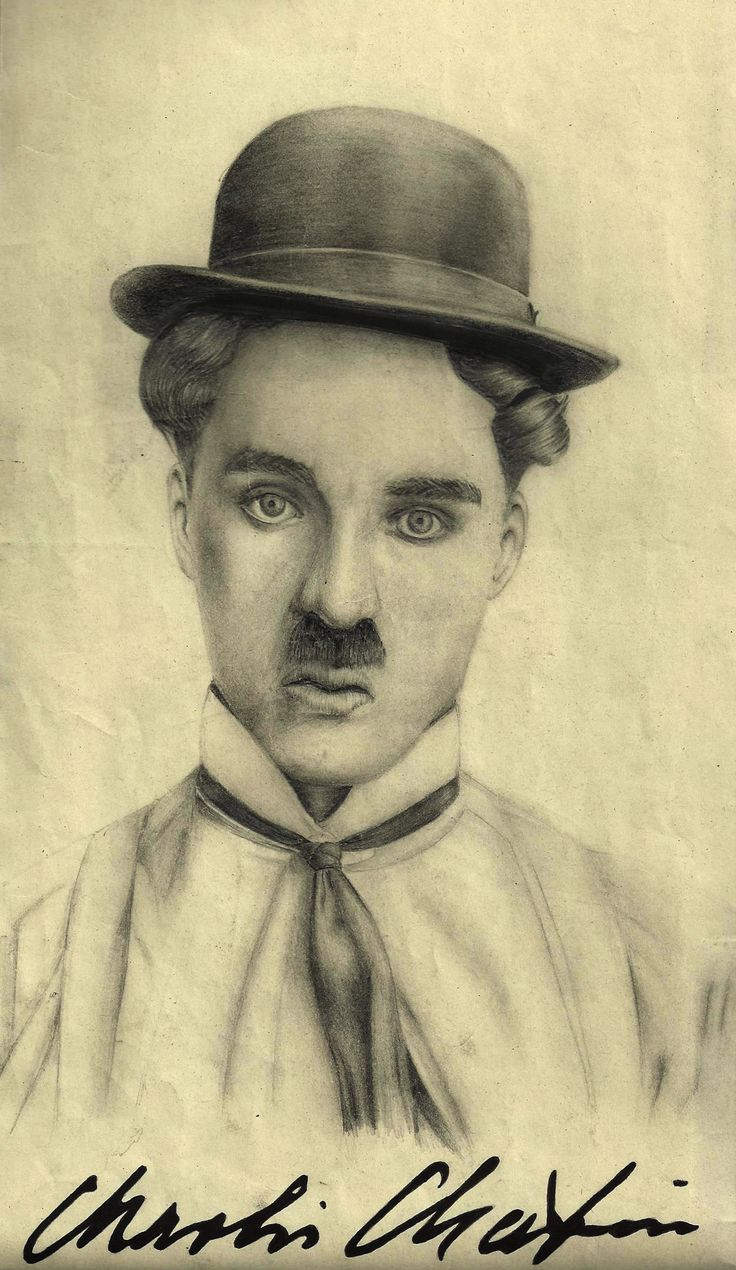 'Charlie Chaplin', JulianaMateus'2014