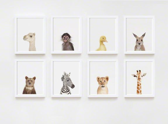 Sweetest animal prints.