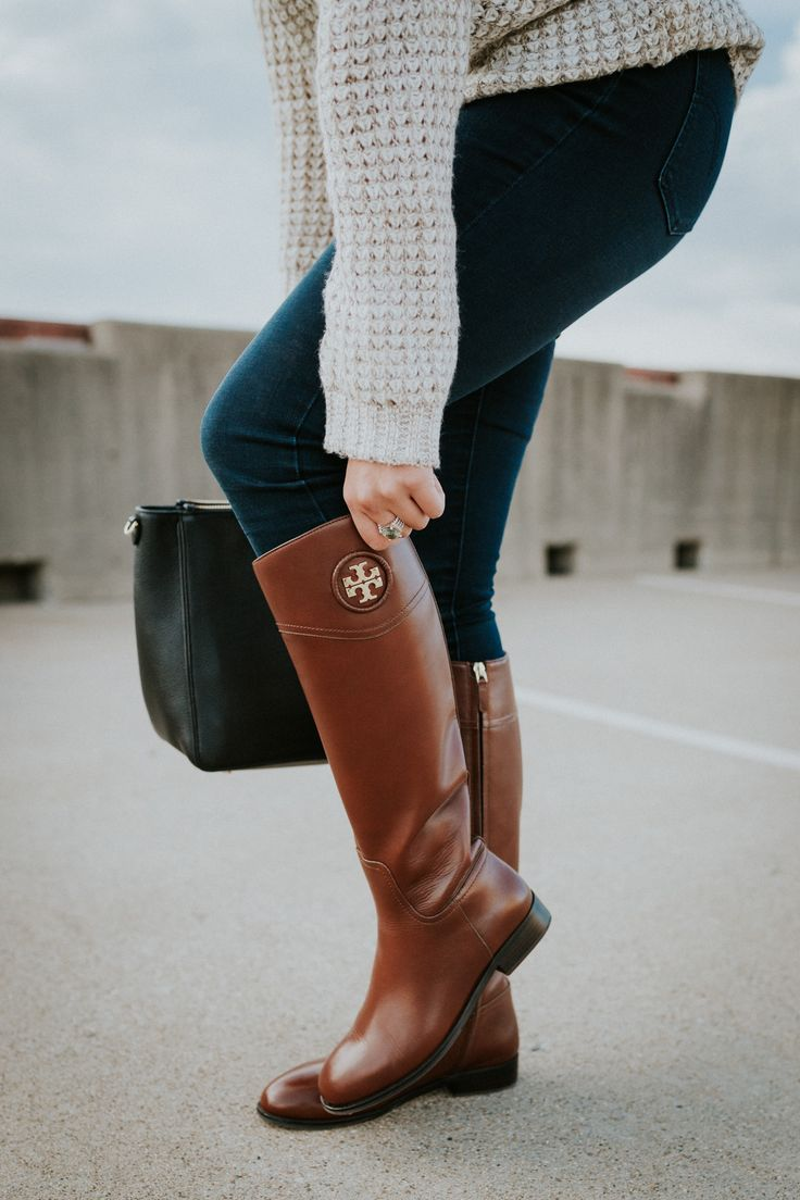 fall riding boots, off the shoulder sweater, cozy sweater, cozy fall sweaters, bb dakota sweaters, tory burch riding boots, tory burch boots, tory burch satchel, fall style, buffalo plaid shirt, fall fashion, fall outfit ideas, couple outfits, fall couples outfit, fall couple outfits // grace wainwright a southern drawl