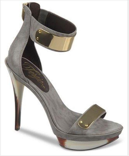 Fergie Cash Sandal (Grey)