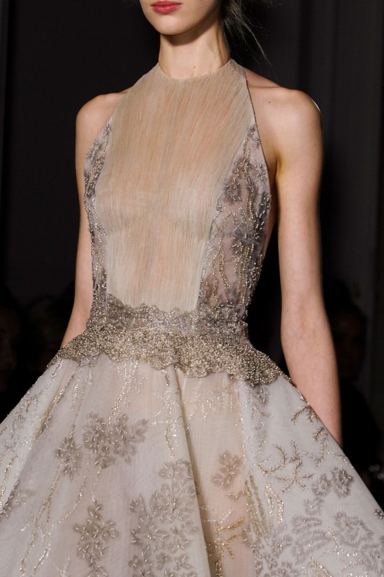 Love the details!!! - Valentino Spring 2013 couture
