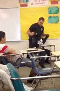 U.S. Opens Civil Rights Investigation Into Officer Caught On Video Throwing High School Student - BuzzFeed News